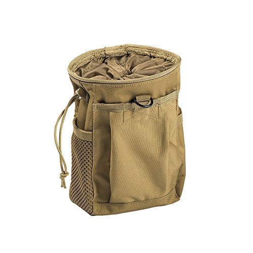 Empty Shell Pouch Molle coyote -