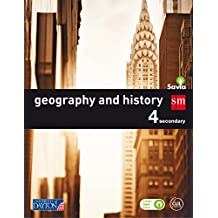 Geography and history. 4 ESO. Savia