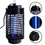 #1: Rrimin Electric Mosquito Fly Bug Insect Zapper Killer Control With Trap Lamp 220V