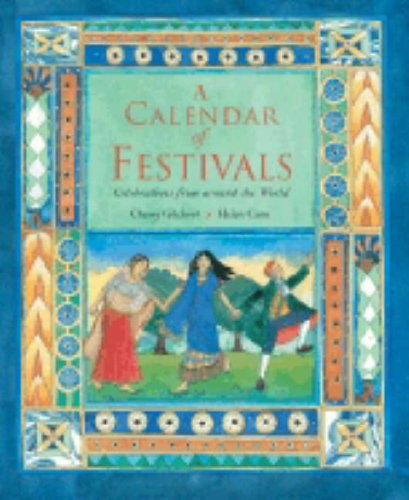 A calendar of festivals
