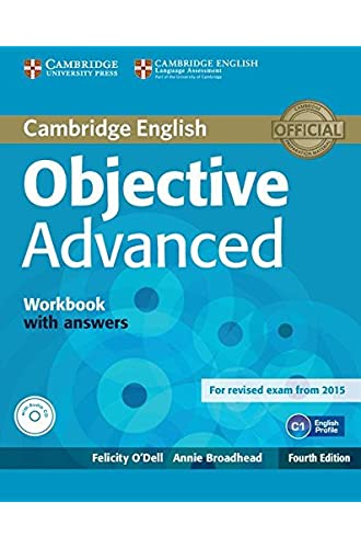 Descargar gratis Objective Advanced Workbook with Answers with Audio CD de Felicity O'Dell