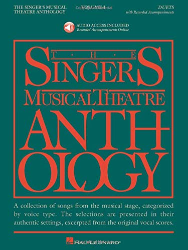 Singer's Musical Theatre Anthology - Volume 1: Duets Book/Online Audio [With 2 CDs] (Singers Musical Theater Anthology)