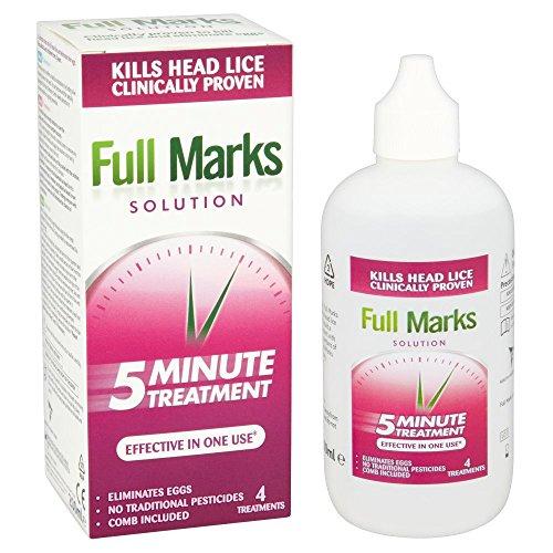 Full Marks Solution 4 Treatments - 200 ml
