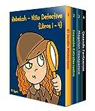 Image de Rebekah - Niña Detective Libros 1-4: Divertida Historias de Misterio para Niños Entre 9-12 Años (El Jardín Misterioso, Invasión Extraterrestre, M