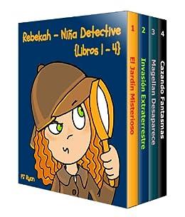 Rebekah - Niña Detective Libros 1-4: Divertida Historias de ...