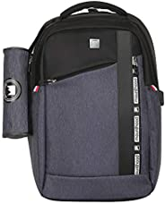 MOUNTHOOD. Laptop Backpack Water Resistant Anti-Theft Computer Bag with USB Charging Port & Lock 14/15.6 I