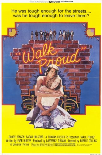 Walk Proud Plakat Movie Poster (11 x 17 Inches - 28cm x 44cm) (1979) (1979 Plakat)