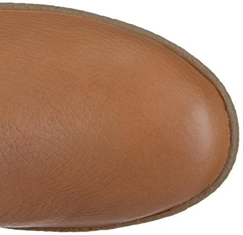 Panama Jack Mirabella Igloo Damen Warm gefüttert Schlupfstiefel Langschaft Stiefel & Stiefeletten Braun (Bark)