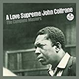 John Coltrane: A Love Supreme: The Complete Masters (Audio CD)