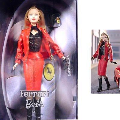 Ferrari Barbie 2001 - NRFB