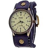 Clearance Sale! CCQ Brand Leather Vintage Watch Men Women Wristwatch Quartz By YANG-YI - B07GYV164H