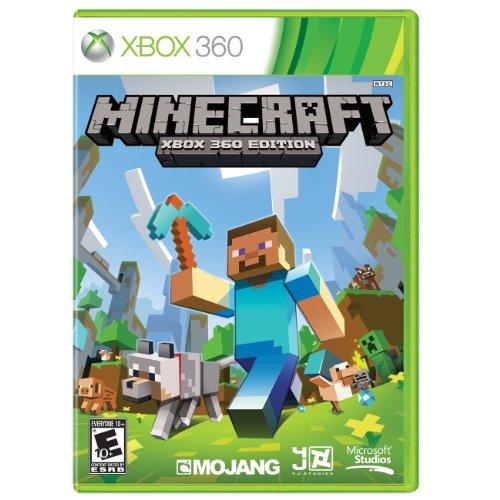 Minecraft - XBOX 360 (Region Free USA Import)