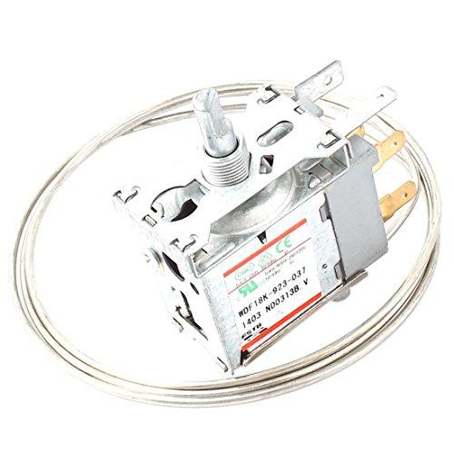 5A 15grados Celsius Grado 3Pins congelador nevera termostato AC 250V