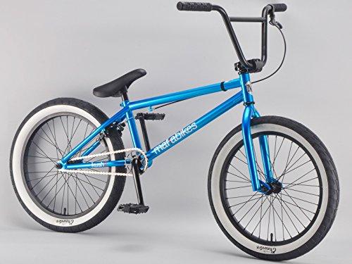 51EYPwQJWkL - Mafiabikes Kush 2 20 inch BMX Bike TEAL