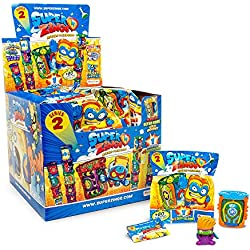 Superzings - Caja 24 Guaridas Serie 2, (Magic Box PSZ2D824IN00)