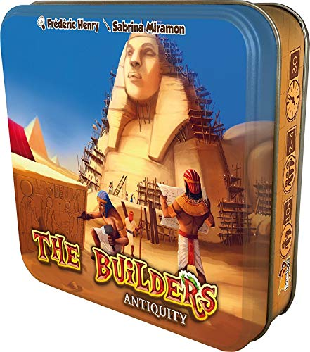 The Builders Antiquity Game by Publisher Services Inc (PSI)