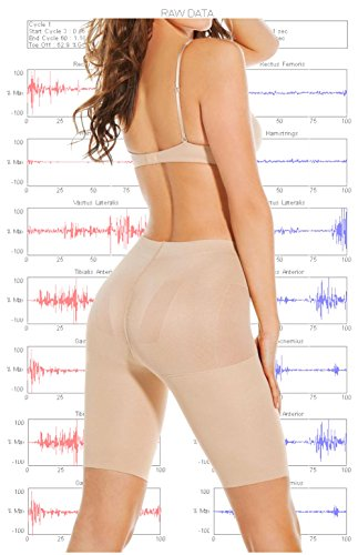 BODY WRAP Damen Miederslip Beige