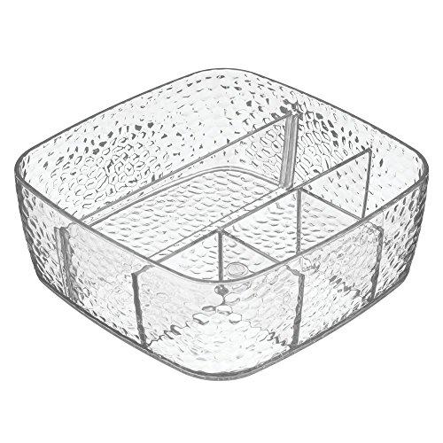 interdesign-55050eu-rain-kosmetik-organizer-mit-herausnehmbarem-teiler-fur-waschtisch-schrank-pflege