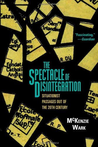 The Spectacle of Disintegration Cover Image