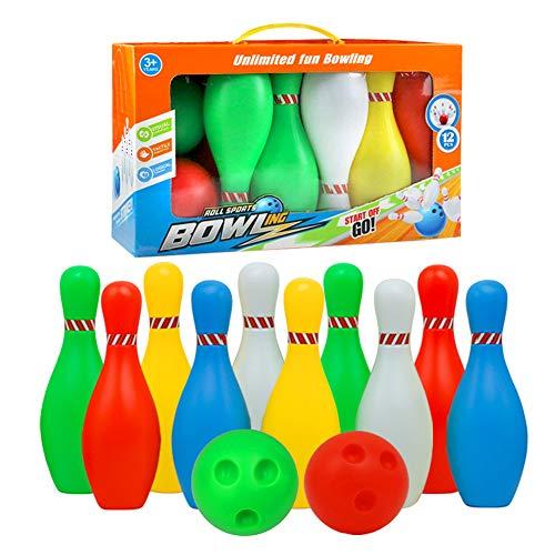 Bowling Jeux de Quilles bowlingset Jeu En Plein Air Jeux...
