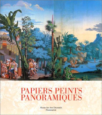 Papiers peints panoramiques par Odile Nouvel-Kammerer