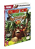 Donkey Kong Country Returns 3D: Prima's Official Game Guide (Prima Official Game Guides) by Prima Games (2013-05-24)