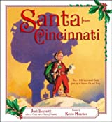 Santa from Cincinnati by Judi Barrett (2012-10-02)