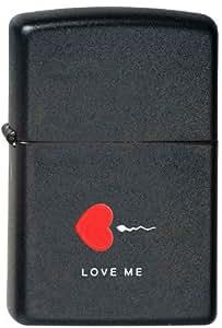 Zippo briquet love me born 2B ***catalogue 2011