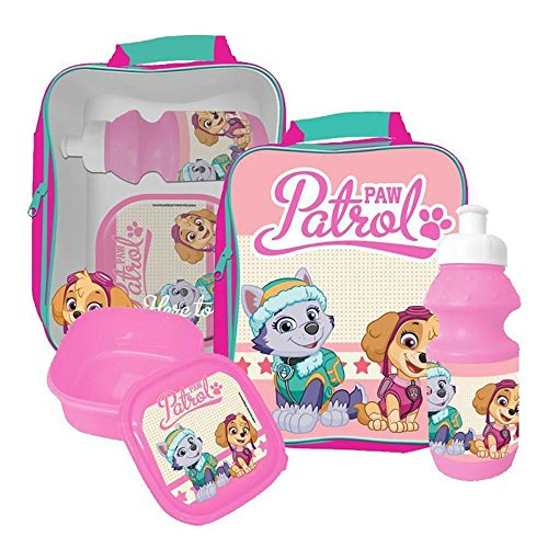 PAW PATROL Sye/Everest Lunchtaschenset,