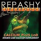 Repashy Superfoods Calcium Plus LoD 85 gr - Integratore per rettili, con calcio, vitamine, oligo-elementi e carotenoidi