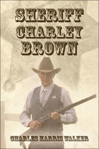 Sheriff Charley Brown Cover Image