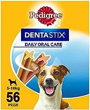 Pedigree DentaStix Daily Oral Care tandvård för små hundar , 1 x 56 st.