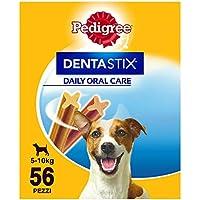 Pack de 56 Dentastix de uso diario para higiene oral para perros pequeños | [Pack