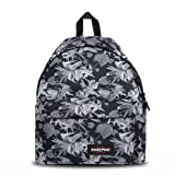 Eastpak Padded Pak'R Mochila de a Diario, 24 litros, Color Black Jungle