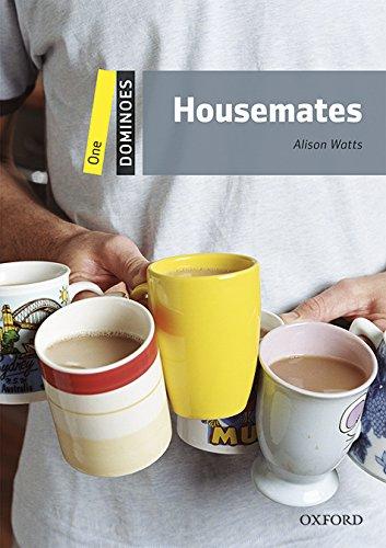 Dominoes 1. Housmates MP3 Pack por Alison Watts