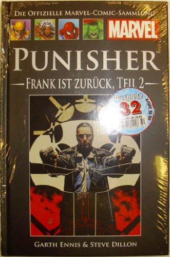 l-Comic-Sammlung 19: Punisher - Frank ist zurück Teil II (Spiderman Ist Ein Marvel Superheld)