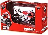 Maisto - 34057 - Véhicule Miniature - 1 Moto GP Racing - échelle 1/18 (Couleur...