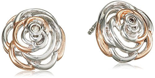 hot-diamonds-eternal-rose-gold-accents-and-sterling-silver-rose-stud-earrings