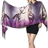 Photo de wangjinqi11 Carrie Underwood Cry Pretty Music Women Large Soft Imitate Cashmere Scarf par wangjinqi11