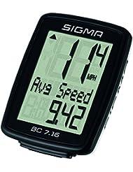 Sigma Sport Fahrradcomputer BC 7.16