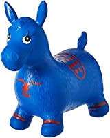 Blue Horse Hopper, Pump Included