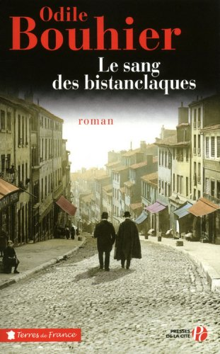 Livres Le Sang des bistanclaques pdf epub