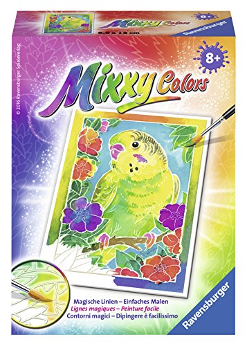 Ravensburger Mixxy Colors Wellensittich