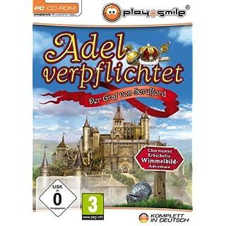 Adel verpflichtet - Der Graf von Scrufford [German Version]