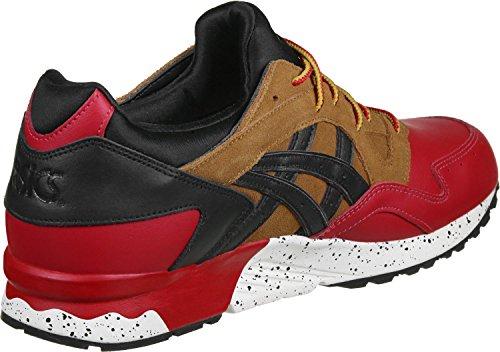 Asics Gel-Lyte V G-TX Scarpa rosso marrone nero