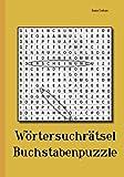 Wörtersuchrätsel Buchstabenpuzzle - Anna Lukas