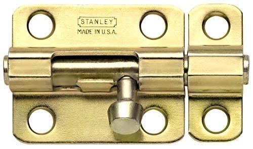 Stanley Hardware 75-8340 Barrel Bolts by Stanley Hardware - Stanley Barrel Bolt