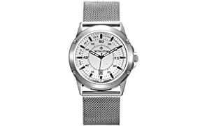 Timothy Stone collection NORSE - reloj mujer de cuartzo, color Plata