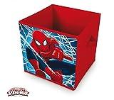 Kids Folding Storage Box Toy box Room tidy Spiderman