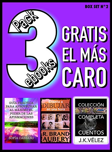 Pack 3 ebooks, Gratis el más caro: Box Set nº2 eBook: R. Brand ...